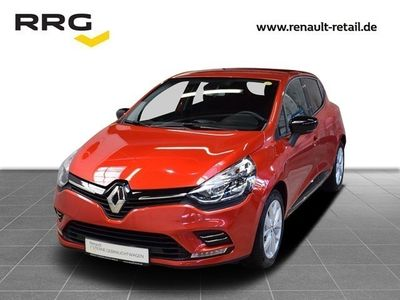 gebraucht Renault Clio IV Clio0.9 TCE 90 ECO² LIMITED