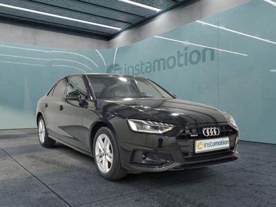 gebraucht Audi A4 A4Limousine 40 TDI quattro advanced S tronic