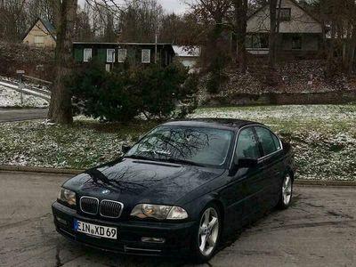 gebraucht BMW 330 e 46 i individual ( Auch tausch ) als Limousine in Dassel