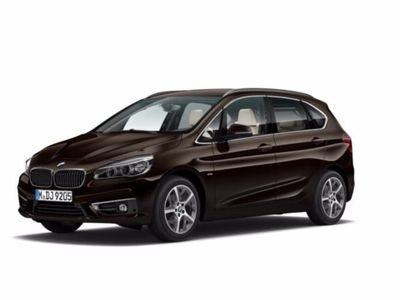 gebraucht BMW 218 Active Tourer d Aut. Luxury Line /LED/NAVI/17