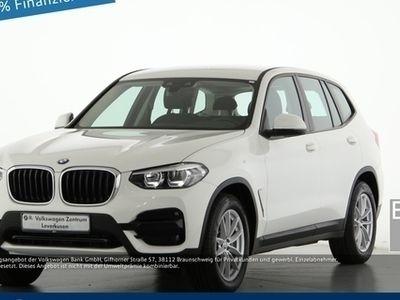 gebraucht BMW X3 xDrive 30dA STEPTR NAVI LED ASSISTENZEN EU6 - Klima,Sitzheizung,Alu,Servo,