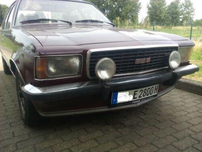 gebraucht Opel Commodore GSE