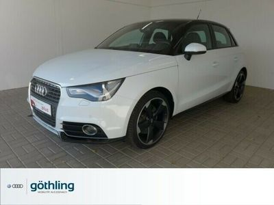 gebraucht Audi A1 Sportback 1.4TFSI S-tronic/ S-Line Ext/Xenon/Roter