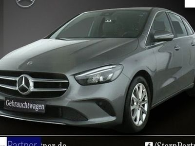 gebraucht Mercedes B180 d 7G-DCT+LED+Navi Premium