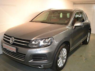 gebraucht VW Touareg V6 TDI AHK*Navi*Pano*Area-View