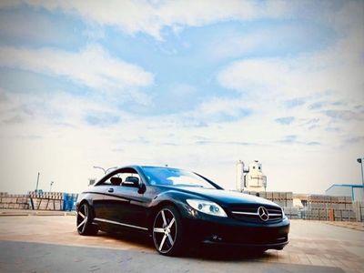 gebraucht Mercedes CL500 7G-TRONIC 2. Hand, MB Scheckheftgepflegt Top Zust.