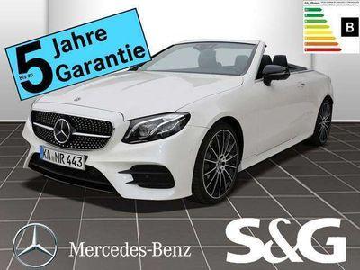 gebraucht Mercedes E300 Cabrio AMG-Line NIGHT/Memory/Multibeam/20