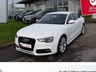 "gebraucht Audi A5 Sportback 2.0 TDI S-Line Ext., Xenon, Navigation, LM 19"""