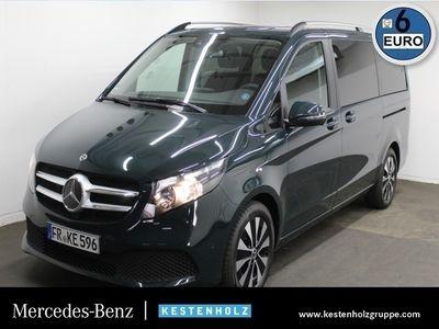 gebraucht Mercedes V220 d 4MATIC EDITION Lang