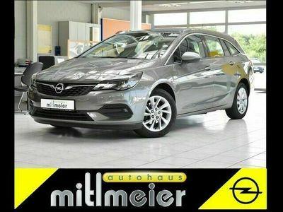 gebraucht Opel Astra 1.2 ST Elegance LED Rücksitz 40/20/40