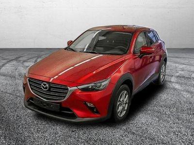 gebraucht Mazda CX-3 SKYACTIV-D 115 FWD Exclusive-Line