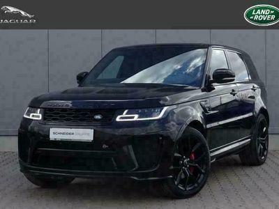 gebraucht Land Rover Range Rover Sport P575 SVR STANDHEIZUNG+AHZV+HUD