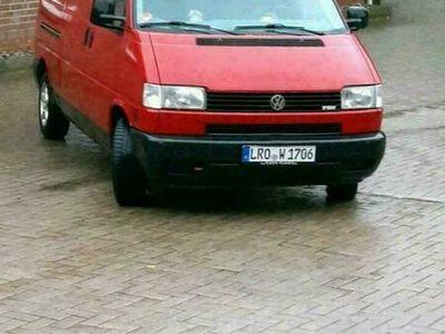 gebraucht VW T4 Lkw langer Radstand TDI