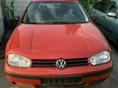 gebraucht VW Golf IV ohne TÜV