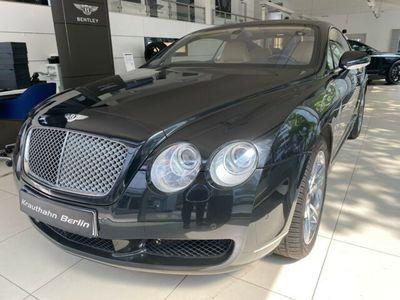 gebraucht Bentley Continental GT W12 lückenloses Scheckheft
