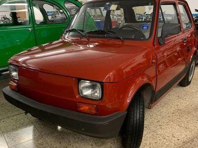 gebraucht Fiat 126 mit h Gutachten - kein 500 -