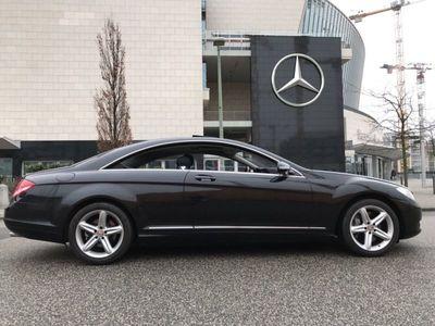gebraucht Mercedes CL500 Coupe // LEDER // XENON // SCHIEBEDACH //