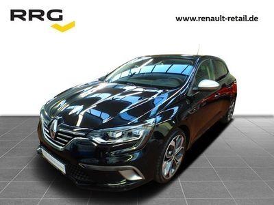 gebraucht Renault Mégane IV TCe 130 EDC GT-Line Automatik + Panora