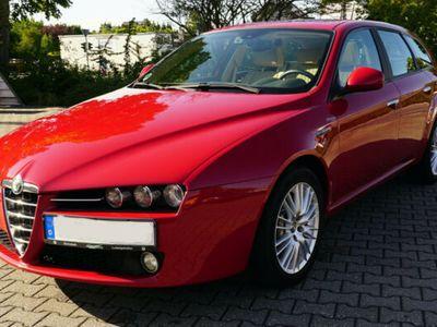 gebraucht Alfa Romeo 159 Sportwagon Automatik, Scheckheft, gepflegt