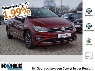 gebraucht VW Golf Sportsvan JOIN VII 1.5 TSI ACT Navi Klima Sitzh.