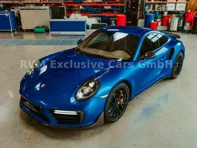 gebraucht Porsche 911 Turbo Sport-Chrono Keramikbremse PASM BOSE