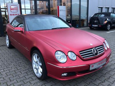 używany Mercedes 600 CL-Coupe 600*Brabus*LEDER*XENON*
