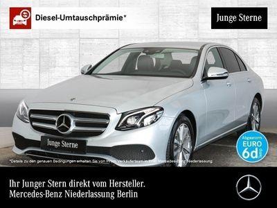 gebraucht Mercedes 220 d 4M Ava Stdhzg EDW SHZ LED
