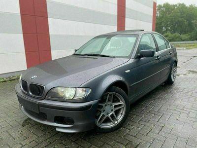 gebraucht BMW 330 i Aut. *LPG*M-PAKET*VOLL*SCHIEBEDAC...