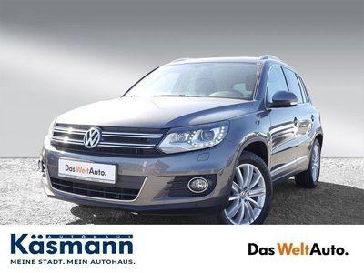 gebraucht VW Tiguan 2.0 TDI Sport & Style Bi-Xenon*PDC*Navi*
