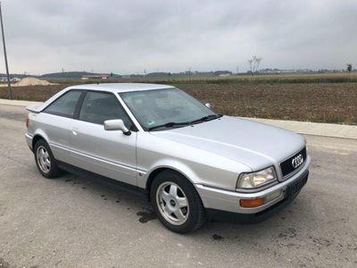 gebraucht Audi Coupé 2.3 E/1.Hand/Scheckheft/Leder/Klima/Autm./