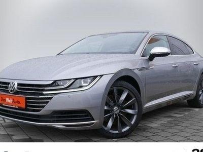 gebraucht VW Arteon Elegance 2.0 TDI 4Motion DSG EU6 ACC Kam