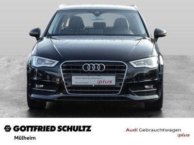 gebraucht Audi A3 Sportback 2.0 TDI S-tronic Ambition - Klima,Xenon,Sitzheizung,Alu,Servo,