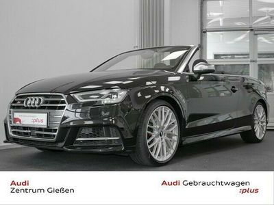 gebraucht Audi S3 Cabriolet TFSI quattro Matrix LED B&O Navi