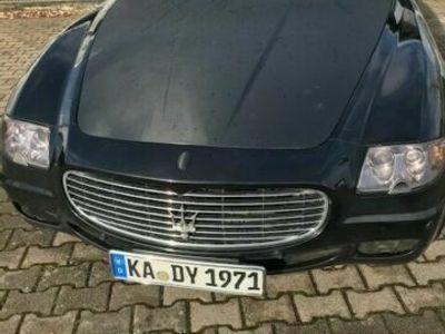 gebraucht Maserati Quattroporte DuoSelect