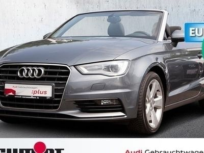 gebraucht Audi A3 Cabriolet 2.0 TDI Ambition Xenon GRA EU6