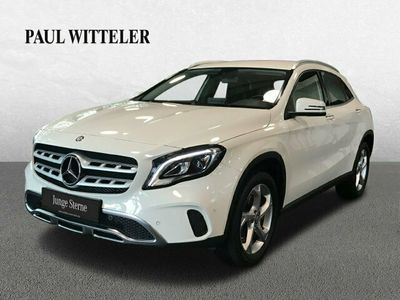 gebraucht Mercedes GLA220 4MATIC Sport Allrad/Urban/AHK/LED/Autom
