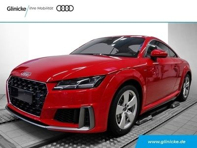 gebraucht Audi TT Coupe 45 TFSI quattro 180(245) kW(PS) S tronic
