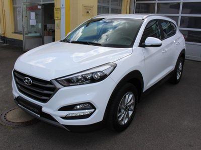 gebraucht Hyundai Tucson ix35 1.6 4WD