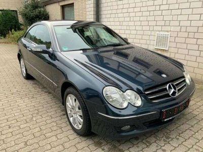 gebraucht Mercedes CLK200 Kompressor Avantgarde Navi/HarmanKardon