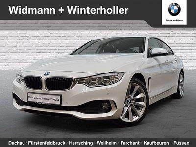 gebraucht BMW 425 d Gran Coupé Advantage Head-Up HiFi DAB LED
