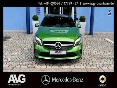 gebraucht Mercedes A180 d Urban Navi Panorama LED Media Klimaautom