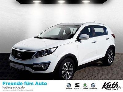 gebraucht Kia Sportage Motors1.6 GDI ISG Automatik Spirit Alu, Klima, Cam