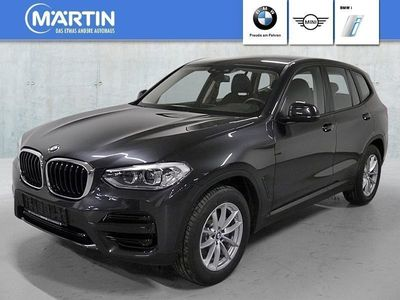 gebraucht BMW X3 xDrive20d Advantage LED Navi PDC Alarmanlage