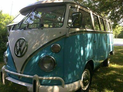 gebraucht VW T1 Samba Bus (Restauriert)