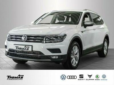 gebraucht VW Tiguan Allspace Highline 1.5 TSI DSG *NAVI*