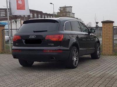 gebraucht Audi Q7 3.0 TDI DPF quattro tiptronic Luftfederung Panorama Dach