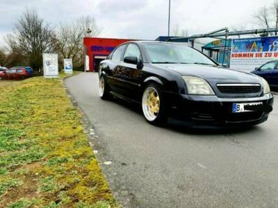 used Opel Vectra GTS 3.2l V6 Unfall