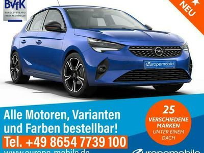gebraucht Opel Corsa Elegance 1.2 DI Turbo 130 Start&Stop AT8 (D4)