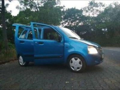 gebraucht Suzuki Wagon R 1te Hand/8FachBereift Tüv5/2021