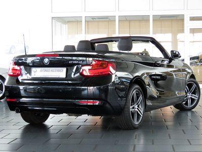 gebraucht BMW 218 d Cabrio